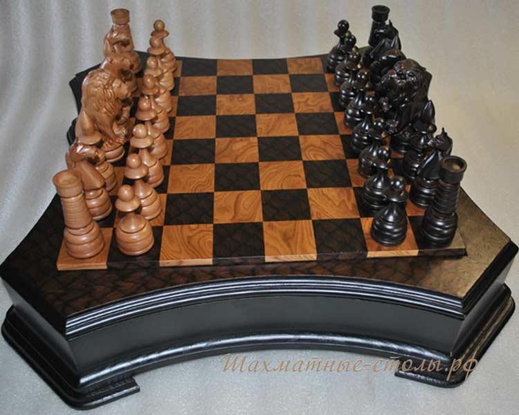 Шахматы на заказ ручной работы